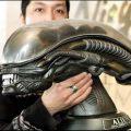 Alien Quadrilogy Head