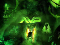 20040210 Two AvP Movie Wallpapers