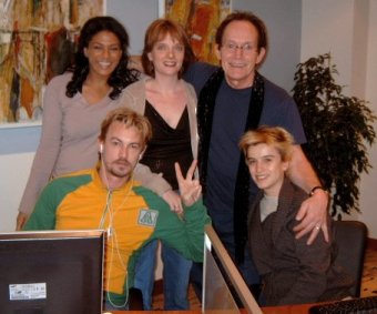 20040215 Web Magic's AvP Set Visit