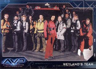 20040807_15 AvP Movie Trading Cards