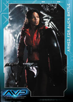 20040807_25 AvP Movie Trading Cards