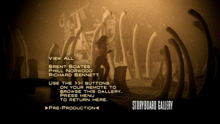 Storyboard Gallery AvP Extreme Edition Review