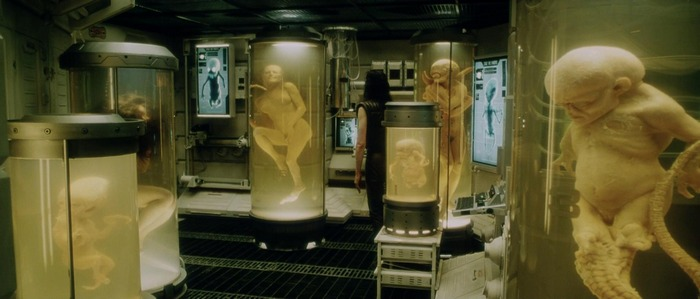 Clones Alien Resurrection
