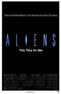 Aliens Poster Aliens