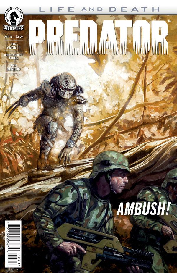 Predator Comics - AvPGalaxy