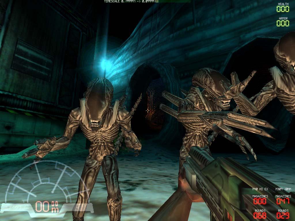 скачать игру aliens versus predator 1999