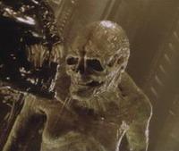 Alien Resurrection Trivia Production Cast Newborn