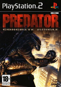 Cover Art Predator Concrete Jungle