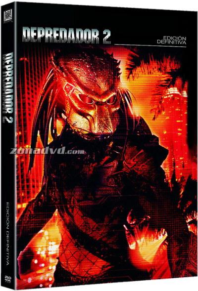 20070321_02 Predator 2 Artwork - AvP2 Predator?