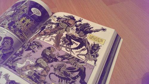 Aliens vs. Predator Comic AvP Omnibus Volume 1 Review