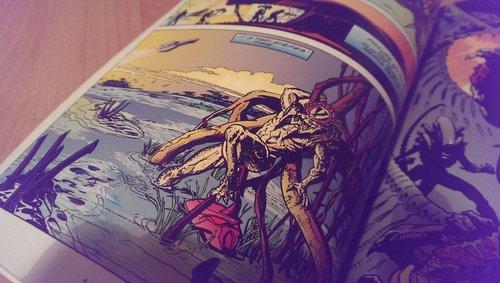 Alien vs Predator Blood Time AvP Omnibus Volume 1 Review