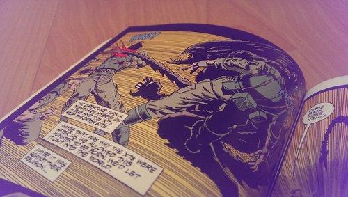 Alien vs Predator Duel AvP Omnibus Volume 1 Review