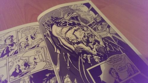 Alien vs Predator The Web AvP Omnibus Volume 1 Review