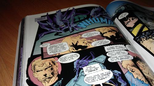 volume1-08 Aliens Omnibus Volume 1 Review