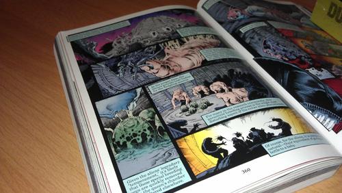 volume1-10 Aliens Omnibus Volume 1 Review