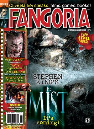 Fangoria Fangoria Magazine: October 23