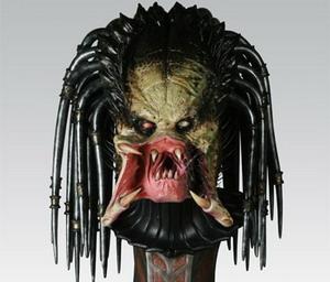 20071116 - Predator Life-Size Bust Pics