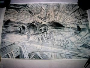 20071202_03 Predator Ship Concept Art!