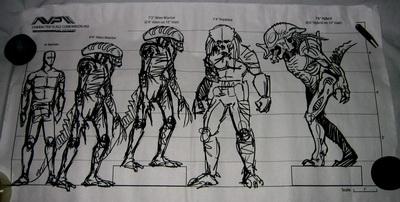 20071202_04 Predator Ship Concept Art!