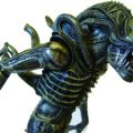 NECA's 7″ Aliens Warrior