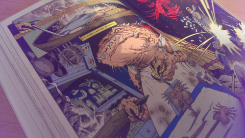 aliens-volume4-08 Aliens Omnibus Volume 4 Review