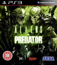 Cover Art Aliens vs Predator