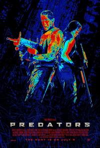 Predators Movie Poster Predators