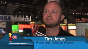20090604 AvP3 E3 Video Interview
