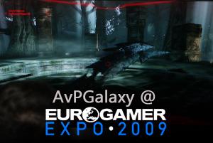 20091030 - AvPGalaxy @ EuroGamer Expo 2009