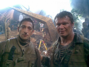 20100116 - Predators Set Pictures!!!