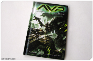 Win a Limited Edition AvP Comic!
