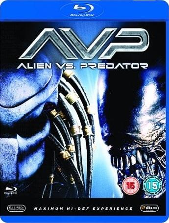 AvP Blu-Ray [UK] (2007) Alien vs Predator