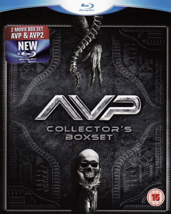 AvP Blu-Ray Boxset [UK] (2008) Alien vs Predator