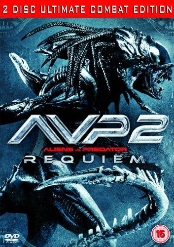 AvP Requiem Ultimate Combat Edition DVD [UK] (2008) AvP Requiem DVDs & Blu-Rays