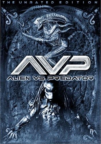 AvP Unrated DVD [US] (2005) Alien vs Predator