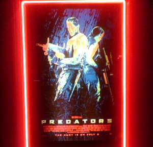 New Predators Poster
