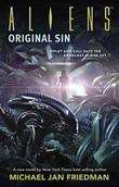 Cover Art Aliens Original Sin Review