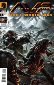 Cover Art AvP Three World War Review