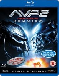 AvP Requiem Blu-Ray Cover AvP Requiem Blu-Ray Review