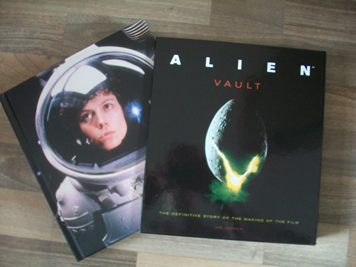 Alien Vault The Definitive Story of the Making of the Film Review