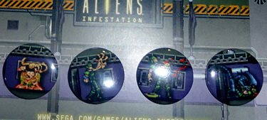 Win a Set of Aliens Infestation Buttons!