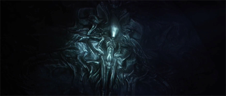Three simple reasons why prometheus is an alien movie for Prometheus xenomorph mural