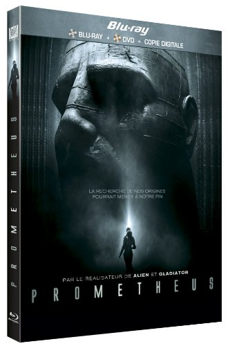 First Prometheus Blu-Ray Details
