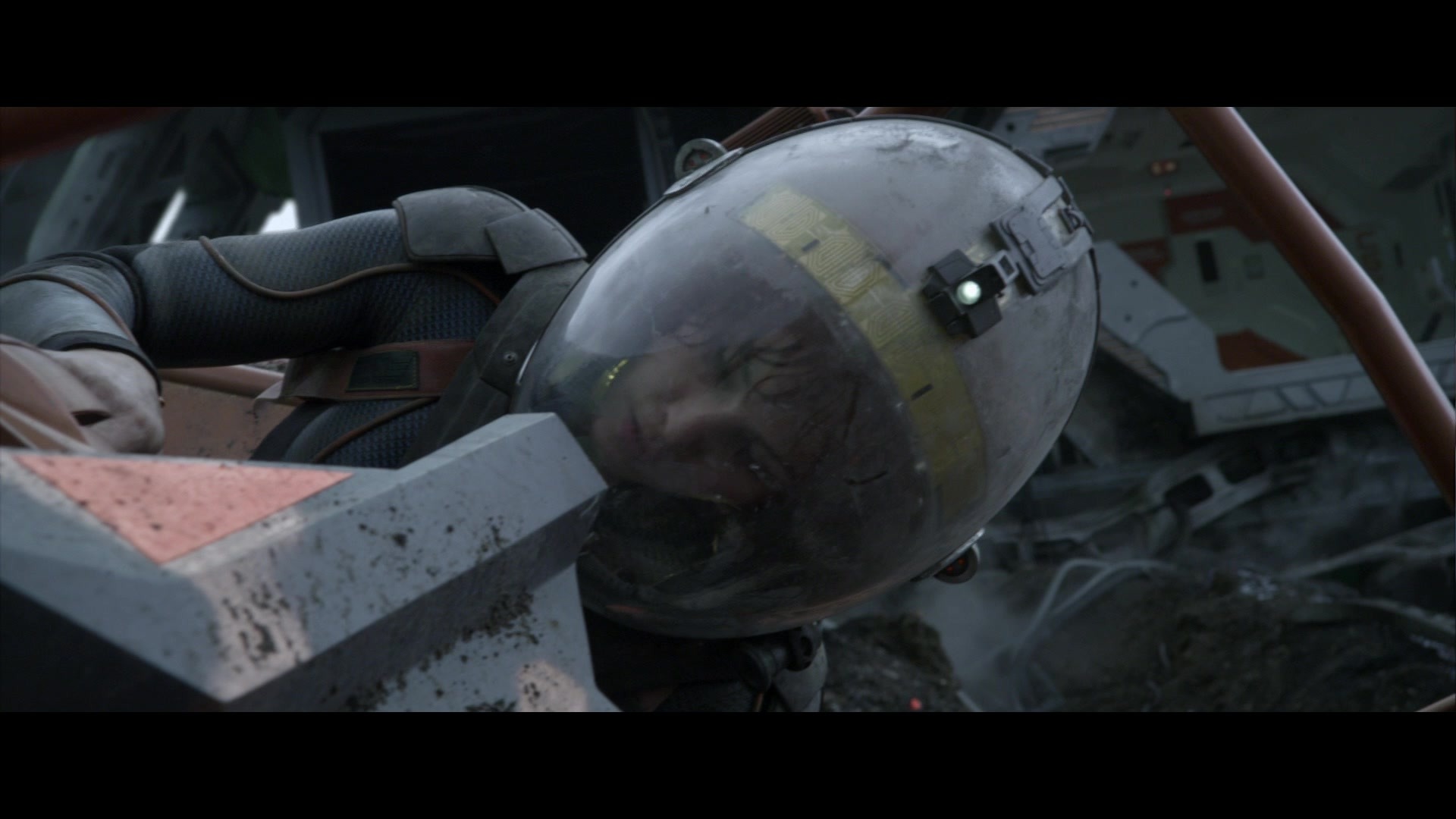 Prometheus Blu-ray Alternate & Deleted Scenes Images