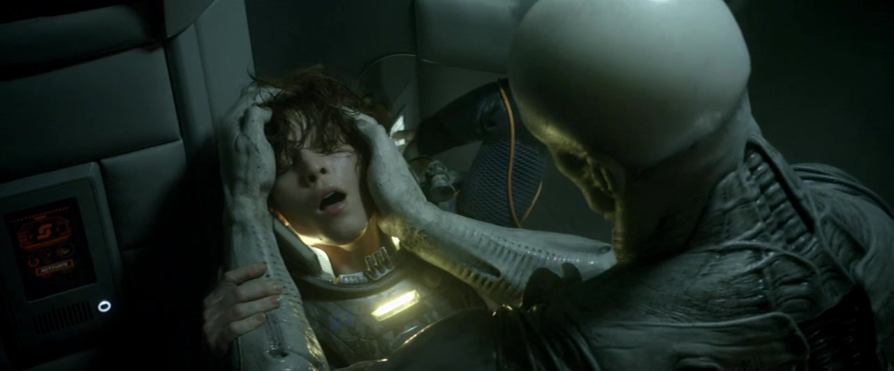 Prometheus Deleted Scenes Images