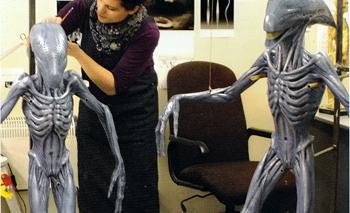 More Prometheus Prop & Concept Art Images