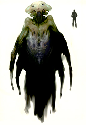Alien Carlos Huante Interview