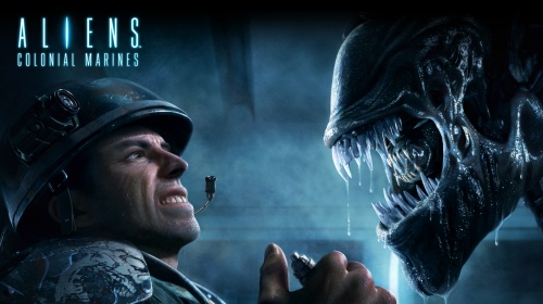 20130212 Aliens Colonial Marines Officially Released!