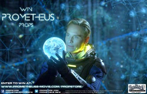 20130315 Prometheus Movie Props Competition