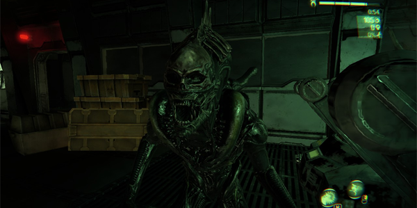 Xenomorph Aliens Colonial Marines Review